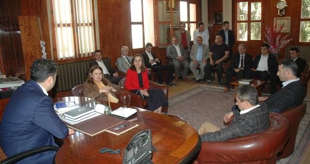 Milletvekili Dilek Yüksel, 'Tokat Vizyonel Belediyecilikle Buluşacak'