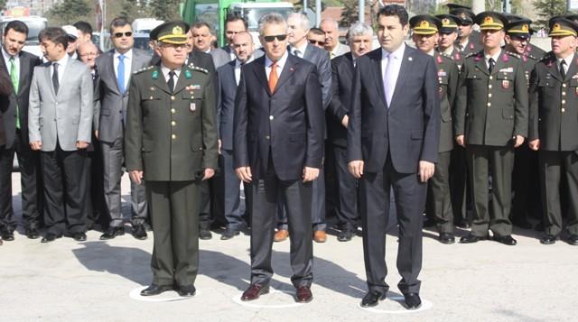 PLEVNE KAHRAMANI GAZİ OSMAN PAŞA'YI ANMA PROGRAMI