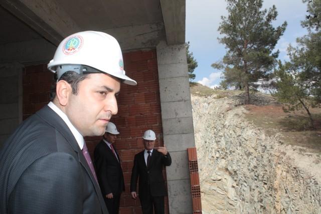 BÖLGEDE İLK PALYATİF BAKIM MERKEZİ TOKAT'A YAPILIYOR
