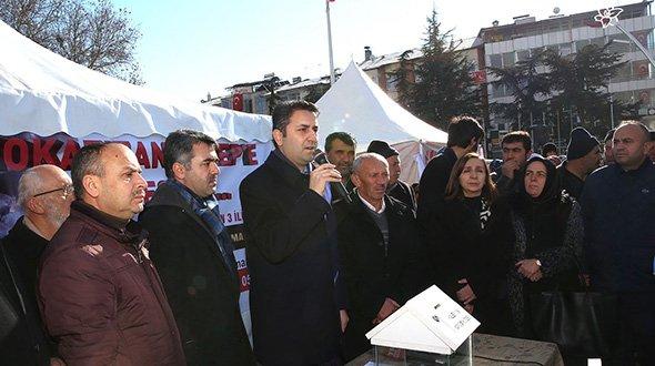 TOKAT'TAN HALEP'E KARDEŞ ELİ