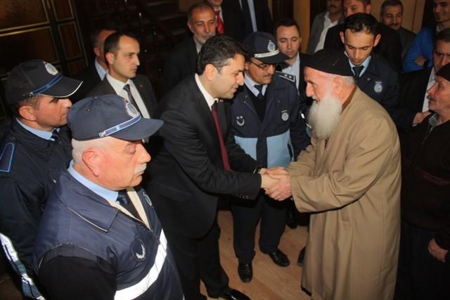 Başkan Av. Eyüp Eroğlu'na, Ziyaretçi Akını