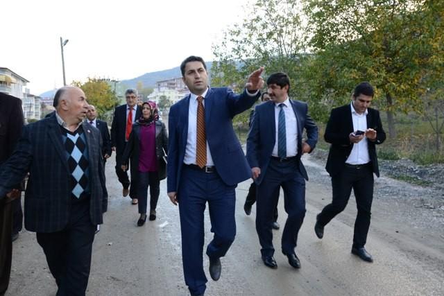 BAŞKAN, TOKAT'I ADIM ADIM İNCELİYOR