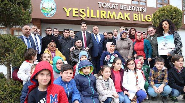"""""""ENGELSİZ İSTİHDAM"""" PROJESİ HAYATA GEÇİYOR"""