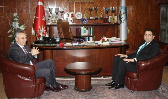 Vali Mustafa Taşkesen'den Hayırlı Olsun Ziyareti