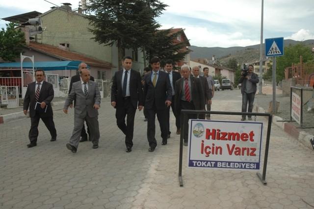 ANINDA HİZMET DÖNEMİ BAŞLADI!