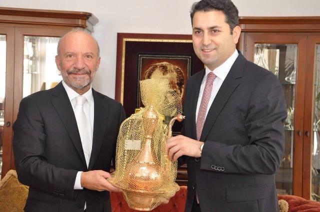 'YAVRU VATAN'DA TOKAT ESİNTİSİ