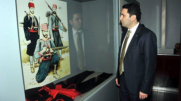 TORUNLARINDAN GAZİ OSMAN PAŞA'YA VEFA
