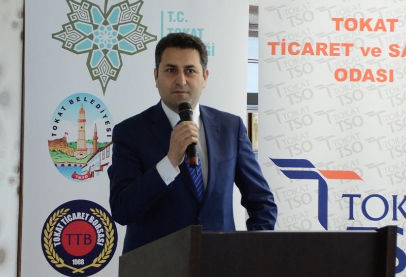 ULUSAL EKONOMİ GAZETECİLERİ VE İŞ ADAMLARI TOKAT'I ZİYARET ETTİ