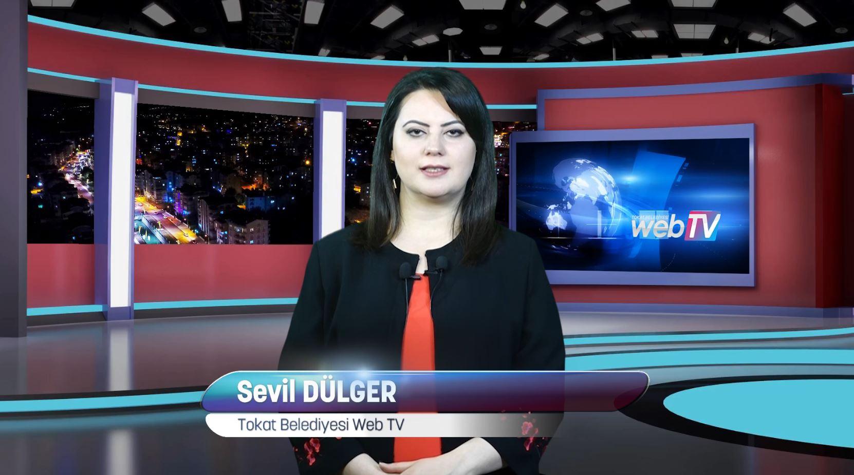 Tokat Belediyesi Web TV Haftalık Haber Bülteni (22-27 Ocak 2018)