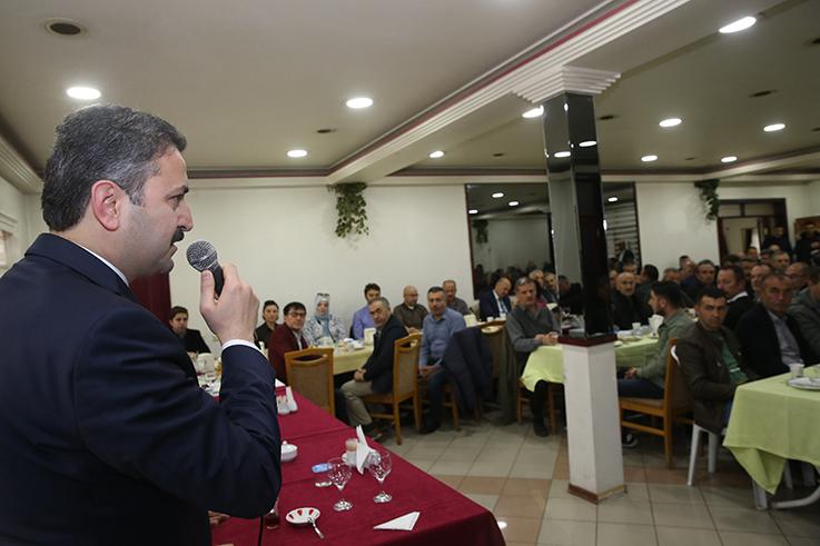 """Başkan Eroğlu: """"Meydan Projesi"""" Gün Yüzüne Çıkacak"""
