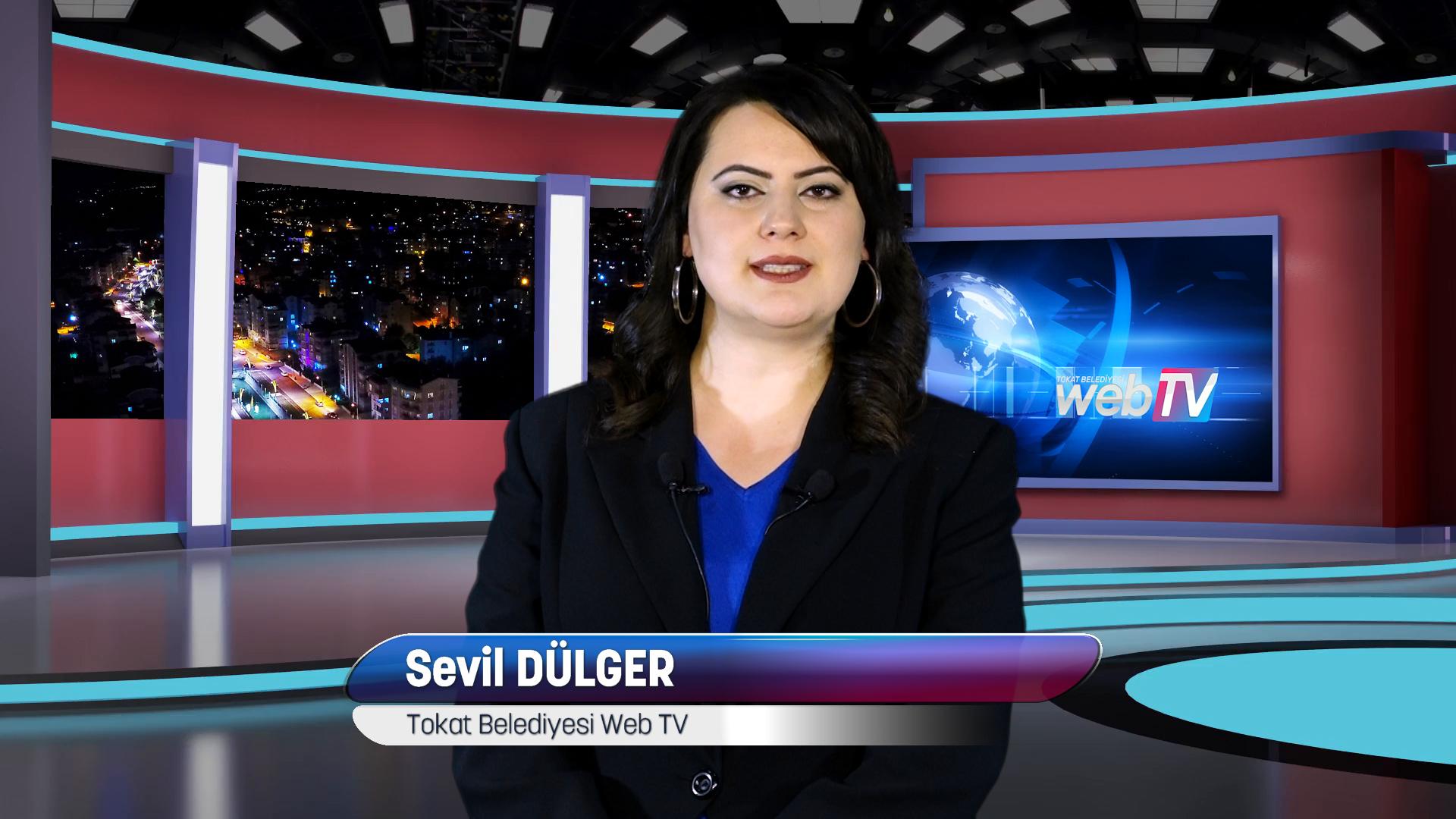 Tokat Belediyesi Web TV Haftalık Haber Bülteni (15-20 Ocak 2018)