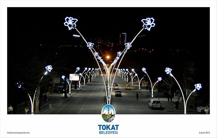 TOKAT AYDINLANIYOR, TARİH CANLANIYOR