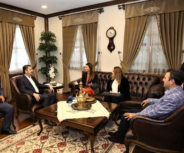 GARDAŞ AZERBAYCAN MİLLETVEKİLİ GANİRA PASHAYEVA'DAN ÖNEMLİ AÇIKLAMALAR