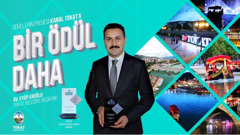 CİTYTECH'TEN KANAL TOKAT'A