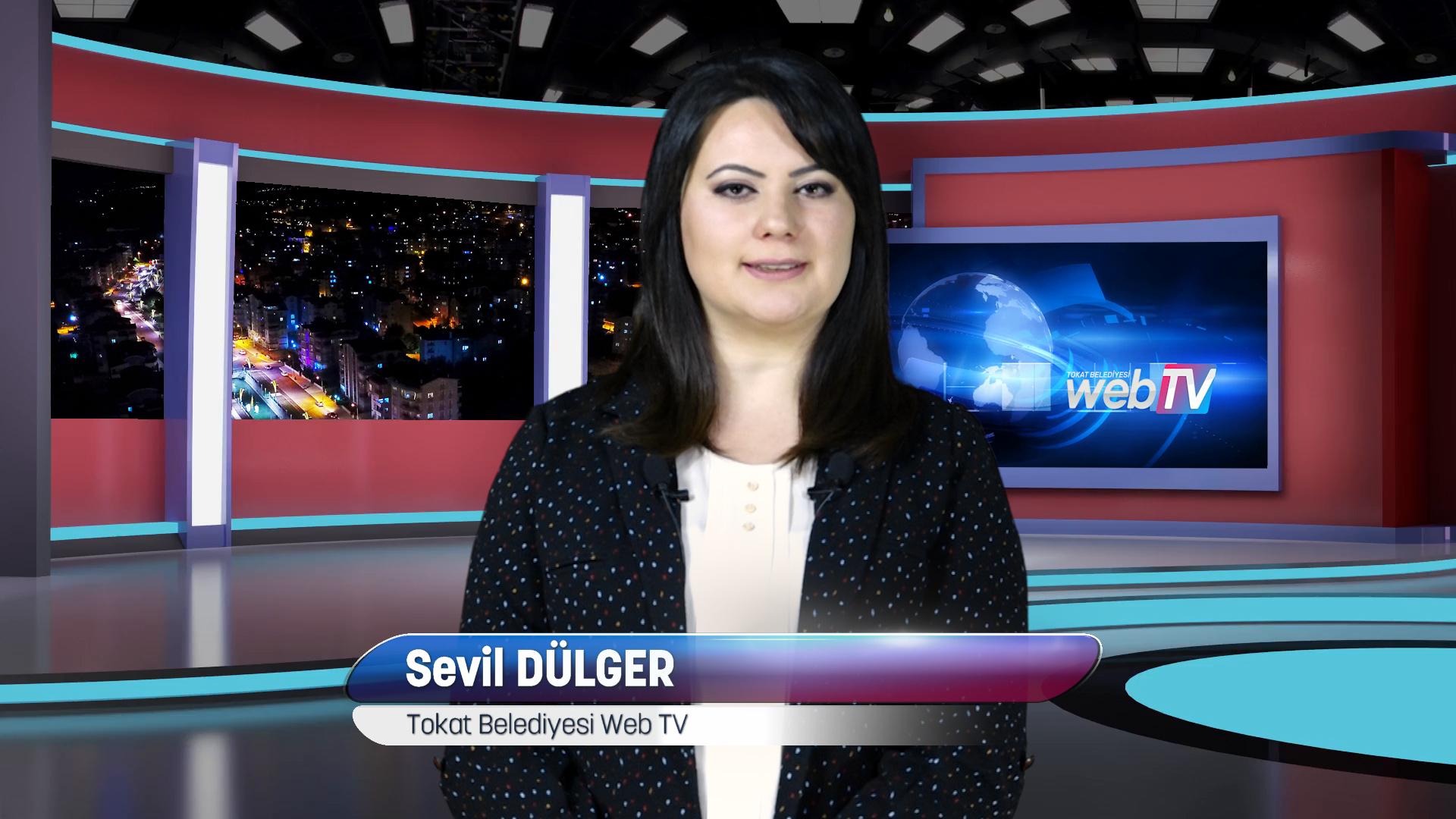 Tokat Belediyesi Web TV Haber Bülteni  - 27 Şubat