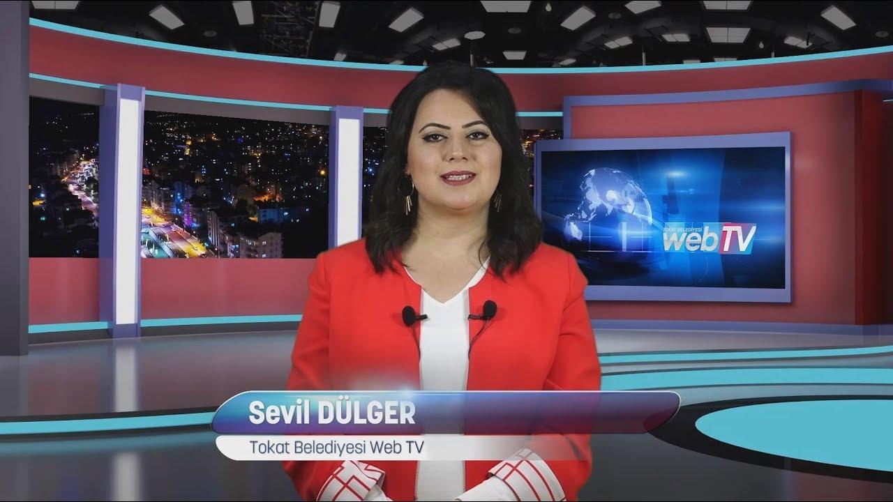 Tokat Belediyesi Web TV Haber Bülteni (8-12 Ocak 2018)