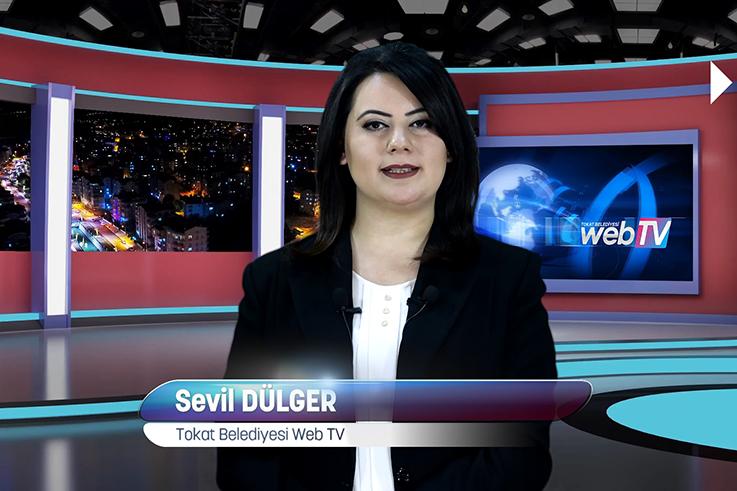 Tokat Belediyesi Web TV Haber Bülteni (09.01.2018)